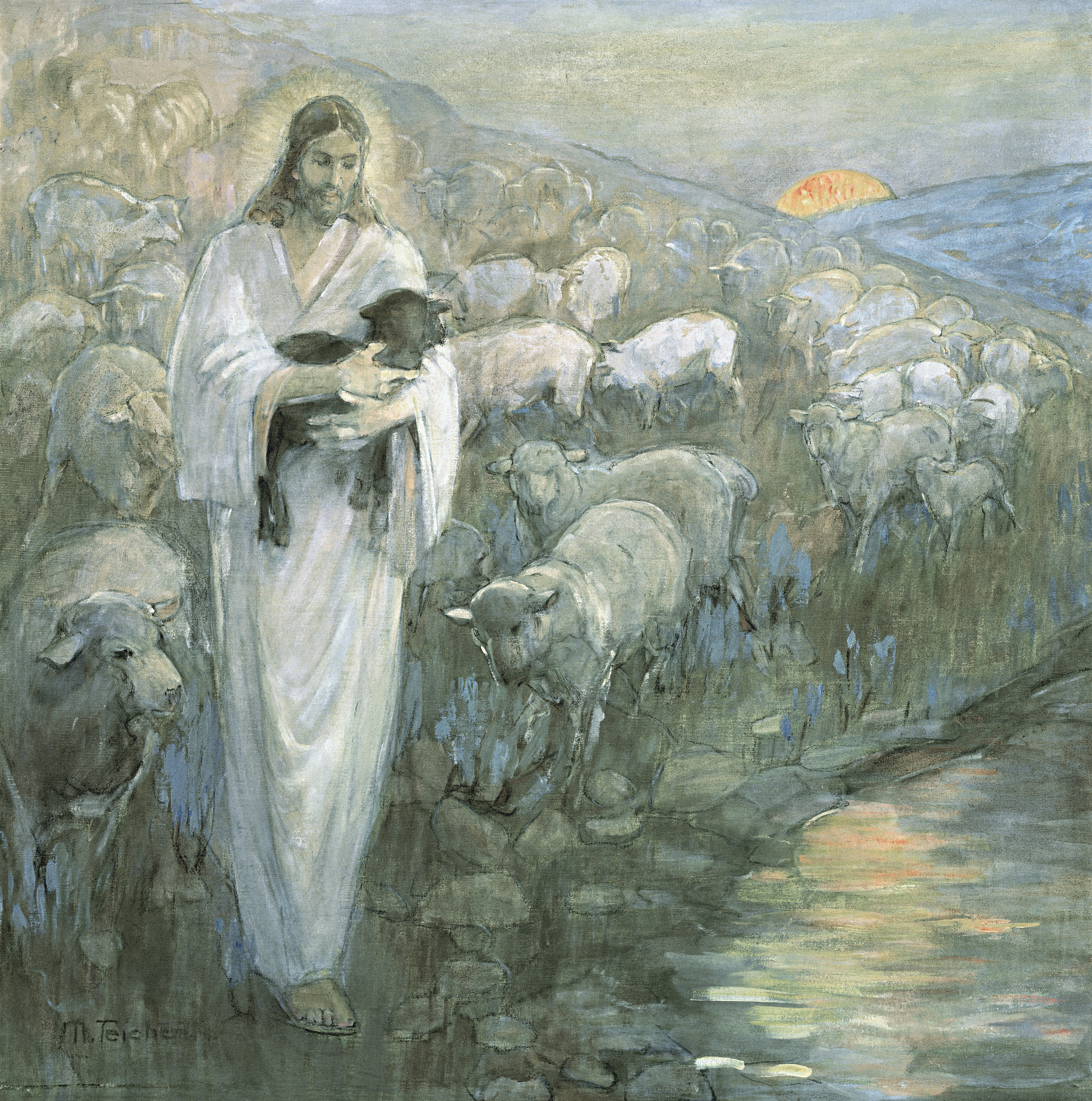 Lds Artists Paintings